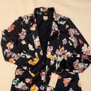 NWT A New Day Floral Blazer XS